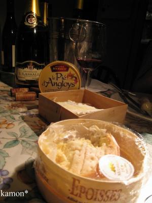 ワインチーズ