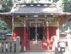 鳳来寺 東照宮