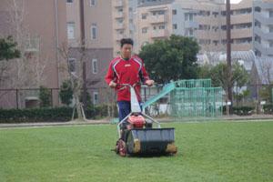 2010.3.20芝生メンテ 004