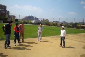2010.4.17芝生メンテ 008