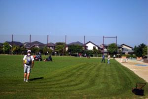 2010.6.5芝生メンテ 009