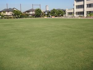 2010.9.4芝生メンテ 002