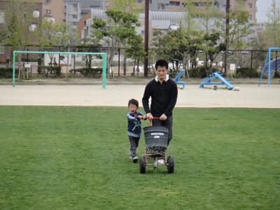 2011.4.16芝生メンテGP 021
