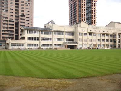2011.10.29 芝生メンテ 013