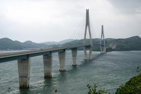鷹島肥前大橋(鷹島側から)