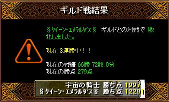 GV21.09.17 §クイーン・エメラルダス§