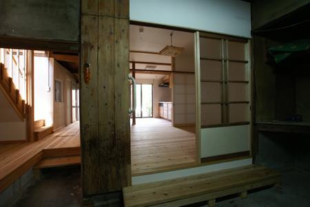 大阪田辺の家