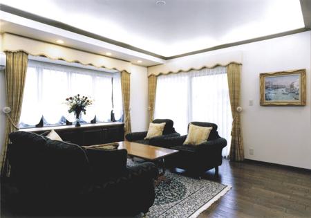 吹田青山台の家