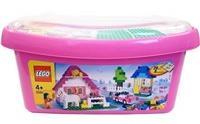 LEGO 5560 基本セット・ピンクのコンテナデラックス
