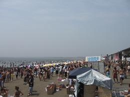 8月1日江ノ島