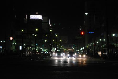 2232夜の豊橋