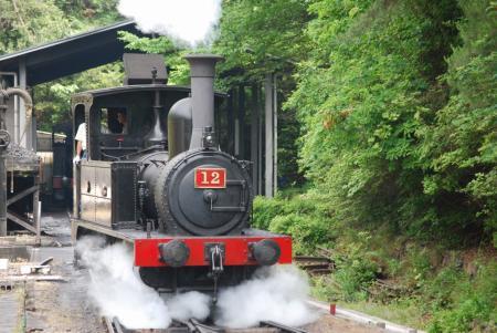 2777蒸気機関車