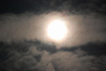 2636夜の雲