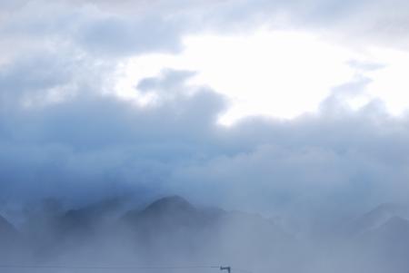 3549霧中山脈