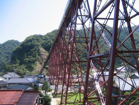2529余部鉄橋