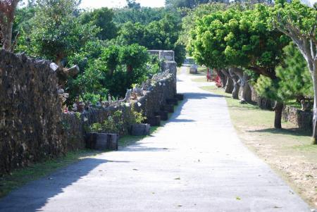 3946沖縄の町並み