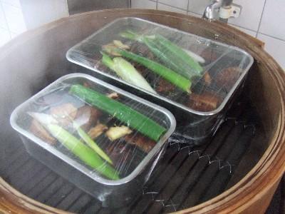 扣肉(蒸し)
