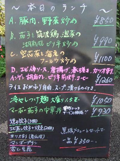 2009_0808本日のランチ