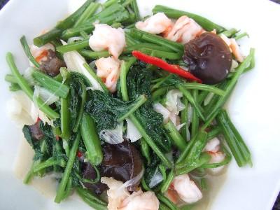 腐乳空芯菜(フールークウシンサイ)