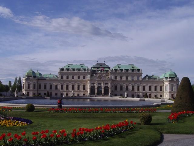 ベルべデーレ宮殿