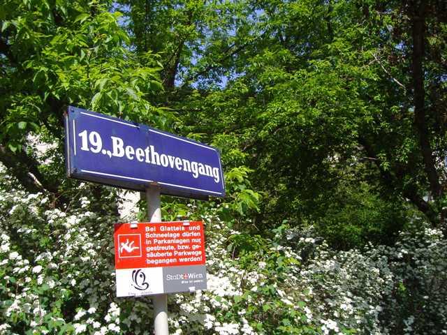 ベートーベンガング。