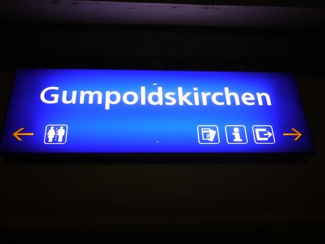 グンポルスキルヒェン駅。