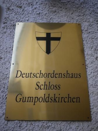 ドイツ騎士団の城。