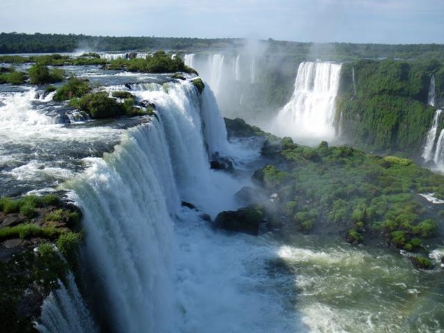 イグアスの滝(アル2