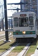 熊本 路面電車1