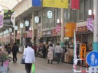 中州川端商店街アーケード