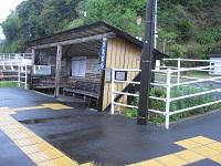 肥薩線 植村駅 駅舎
