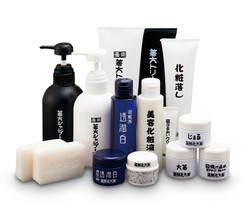 箸方化粧品ラインアップ