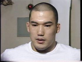 松井Uインターラストマッチ直後