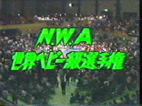 NWA世界ヘビー級選手権