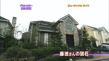 これが藤波邸別荘