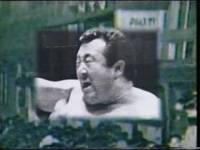 日本プロレスの父、力道山