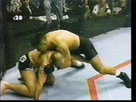 高橋@UFC1