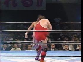 ここで高田のローが出た、
