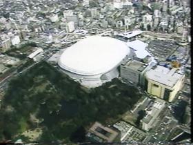 U-COSMOS in TOKYO DOME