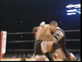 藤田とはレスリング主体