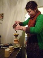 【BISCUIT CAFE】のオーナーYu:kiさん