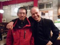 Phillip Strange(pf)さんと東京からお越し頂いたお客様