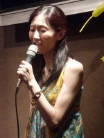 vo坂本恵津子さん