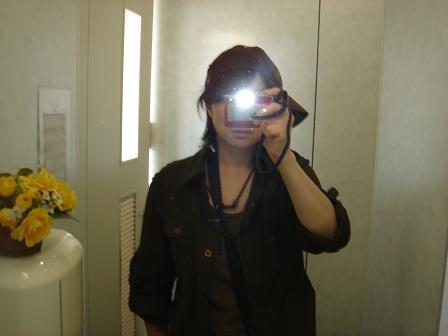 DSC02635しまむらトイレの中の咲1○