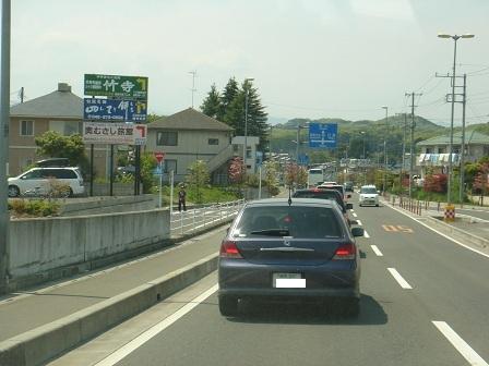 DSC02647道路渋滞○
