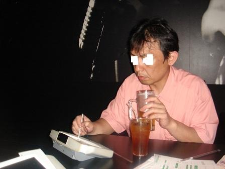 DSC02739カラオケビールパパ○