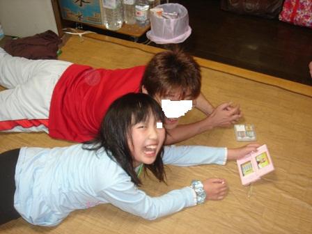 DSC03124甚ちゃんと実織ゲーム○