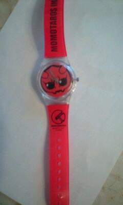 100818モモタ腕時計