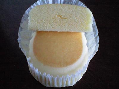 道産米粉のチーズ蒸しパン