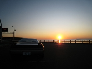 宗谷岬NSX2